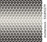 halftone gradient mosaic... | Shutterstock .eps vector #531892279