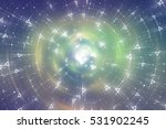 abstract green background.... | Shutterstock . vector #531902245