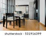 modern living room interior | Shutterstock . vector #531916399