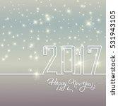 happy new 2017 year. holiday