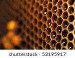 Honey Close Up