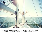 sailing  age  tourism  travel... | Shutterstock . vector #532002379