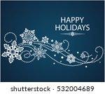 vector new year background....   Shutterstock .eps vector #532004689