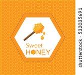 Honey Label Template For Honey...