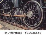 Steam Locomotive Bangkok...