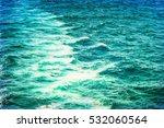 atlantic ocean with turquoise... | Shutterstock . vector #532060564