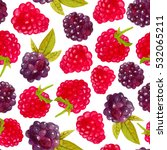 seamless pattern with... | Shutterstock . vector #532065211