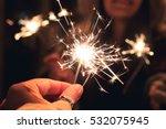 sparkler   Shutterstock . vector #532075945