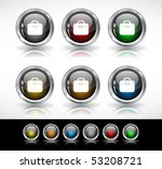 buttons for web | Shutterstock .eps vector #53208721