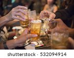 happy hour or chill out time... | Shutterstock . vector #532094914