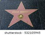 hollywood  ca   december 06 ... | Shutterstock . vector #532105945