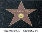 hollywood  ca   december 06 ... | Shutterstock . vector #532105954