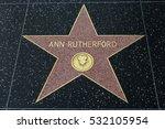 hollywood  ca   december 06 ... | Shutterstock . vector #532105954