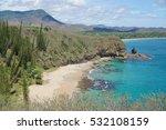 coastal landscape  turtle bay...   Shutterstock . vector #532108159
