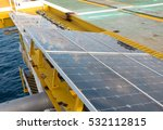 solar cell generated electrical ... | Shutterstock . vector #532112815