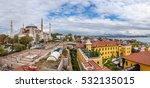 Hagia Sophia And Old...