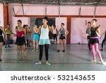 cuba havana. laura alonso's pro ... | Shutterstock . vector #532143655