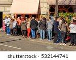 zurich  switzerland   6... | Shutterstock . vector #532144741