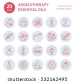 modern vector line icons set of ...   Shutterstock .eps vector #532162495