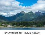 sitka  alaska  usa | Shutterstock . vector #532173604