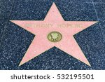 hollywood  ca   december 06 ... | Shutterstock . vector #532195501