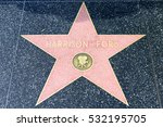 hollywood  ca   december 06 ... | Shutterstock . vector #532195705
