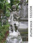 statue of angel | Shutterstock . vector #5322208
