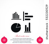 graphics icons vector  flat... | Shutterstock .eps vector #532230529