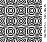 vector seamless pattern.... | Shutterstock .eps vector #532240945