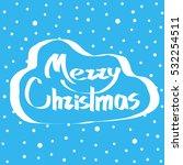 greeting card. vector... | Shutterstock .eps vector #532254511