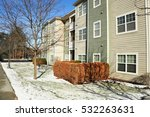 Apartment Community Outdoor In...