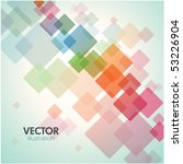 abstract business card... | Shutterstock .eps vector #53226904