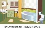 bathroom | Shutterstock . vector #532271971