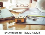 construction engineer | Shutterstock . vector #532273225