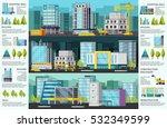 building orthogonal... | Shutterstock .eps vector #532349599