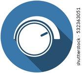volume icon vector flat design...