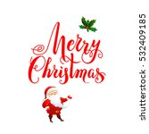holiday christmas background...   Shutterstock .eps vector #532409185