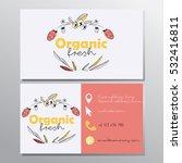 farmer shop or organic cosmetic ... | Shutterstock .eps vector #532416811