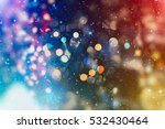 defocused lights background | Shutterstock . vector #532430464