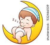 vector illustration of cartoon...   Shutterstock .eps vector #532466539
