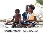 Lamen Bay  Epi Island  Vanuatu...