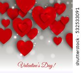 valentine's day party... | Shutterstock .eps vector #532533091