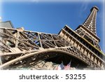 Stock photo paris las vegas 53255