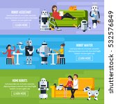 artificial intelligence... | Shutterstock .eps vector #532576849
