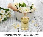 Massage Oil With Jasmine...