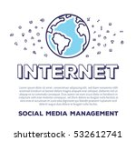 vector creative illustration of ...   Shutterstock .eps vector #532612741