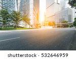 street scene in guangzhou china.   Shutterstock . vector #532646959