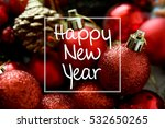 christmas   holiday concept | Shutterstock . vector #532650265