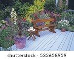 seating arrangement with... | Shutterstock . vector #532658959