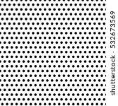 black dotted background... | Shutterstock .eps vector #532673569